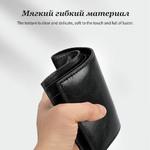 Портмоне Tigernu T-S8006 Коричневое с RFID защитой