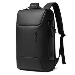 Рюкзак Bange BG-7216 Чёрный с кодовым замком и отделением для ноутбука 15.6