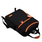 Женский рюкзак Bella Borsa Кремовый с отделением для ноутбука 14 дюймов