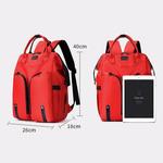 Рюкзак для мамы Rui Mommy Bag Красный