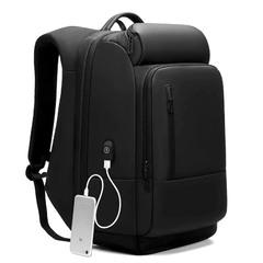 Рюкзак EuroCool EC-1755 Чёрный с отделением для ноутбука 17.3