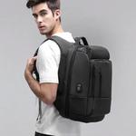 Рюкзак EuroCool EC-1755 Серый с отделением для ноутбука 17.3