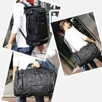 Рюкзак 3 в 1 KAKA Travel 40 литров Чёрный