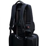 Рюкзак KALIDI Megapolis 15 с USB портом и отделением для ноутбука 15.6 дюймов