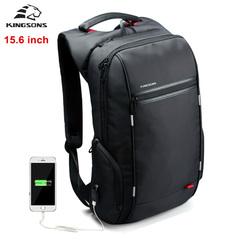 Рюкзак Kingsons KS3144W Slim с USB портом и отделением для ноутбука 15.6