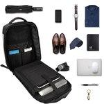 Рюкзак Kingsons KS3159W с USB-портом и отделением для ноутбука 15.6