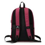 Рюкзак Mark Ryden MR5968 Розовый с USB-портом и отделением для ноутбука 15.6
