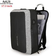 Рюкзак Mark Ryden MR6832 Серый с отделением для ноутбука 17.3