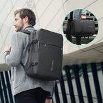 Рюкзак Mark Ryden MR8057 с USB-портом и отделением для ноутбука 17.3