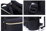Рюкзак-сумка Suissewin SN17117 Чёрный