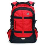 Рюкзак Swisswin sw8350 Красный с отделением для ноутбука 17 дюймов