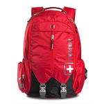 Рюкзак Swisswin sw9176 Red с отделением для ноутбука 15.6