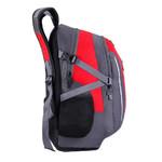 Рюкзак Swisswin sw9209 Red с отделением для ноутбука 15.6