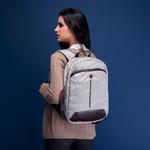 Рюкзак SWISSWIN SWC10010 Gray с отделением для ноутбука 15.6 дюймов