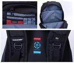 Рюкзак SWISSWIN SWK2001 Blue с отделением для ноутбука 15.6 дюймов
