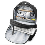 Рюкзак Tigernu T-B3220 Чёрный с USB портом и отделением для ноутбука 15.6