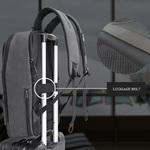 Рюкзак Tigernu T-B3305 Тёмно-серый с отделением для ноутбука 15.6 дюймов