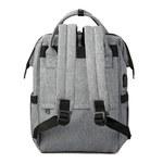 Сумка-рюкзак для мамы Tigernu T-B3358 Серый