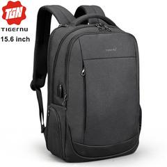 Рюкзак Tigernu T-B3503 Чёрный с USB портом и отделением для ноутбука 15.6