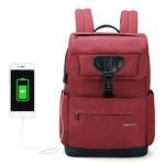 Рюкзак Tigernu T-B3513 Красный с отделением для ноутбука 15.6
