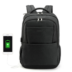 Рюкзак Tigernu T-B3515 Чёрный с USB портом и отделением для ноутбука 15.6 дюймов