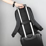 Рюкзак Антивор Tigernu T-B3595 Тёмно-серый с отделением для ноутбука 15.6 дюймов