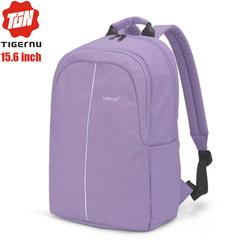 Рюкзак Tigernu T-B9017 Фиолетовый с отделением для ноутбука 15.6