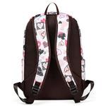 Рюкзак YESO Youthstyle Бело-розовый