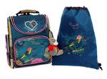 Школьный ранец Hummingbird K78 Romantic Birds