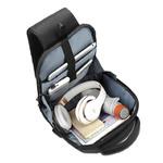 Однолямочный рюкзак EuroCool EC-1825 Чёрный