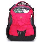 Рюкзак SWISSWIN SW8570 Rose с отделением для ноутбука 15.6 дюймов