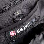 Рюкзак SWISSWIN SW9206 Gray с отделением для ноутбука 15.6 дюймов