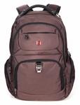 Рюкзак Swisswin SW9208 Brown с отделением для ноутбука до 17.3 дюйма