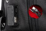 Рюкзак Bange URBAN с USB-портом и отделением для ноутбука 15.6