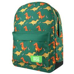 Рюкзак Mini-Mo Динозавры (зеленый)