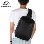 Однолямочный рюкзак KINGSONS KS3165W