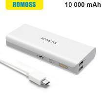 Зарядное устройство Power Bank Romoss 10000 mAh