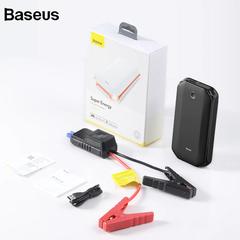Пусковое устройство для автомобиля Baseus Super Energy Car Jump Starter 8000mAh 5V 2.4A Чёрный