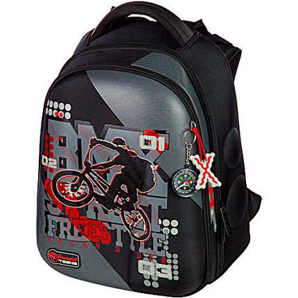 Школьный ортопедический ранец Hummingbird Teens T78 BMX Street Freestyle