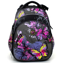 Школьный ортопедический ранец Hummingbird Teens T74 Color Splashes