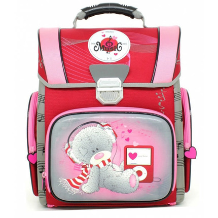 Школьный ортопедический ранец Hummingbird S6 Music