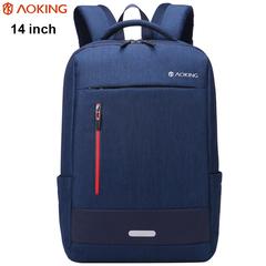 Рюкзак AOKING Milano Синий с отделением для ноутбука 14 дюймов