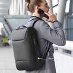 Рюкзак Bange BG-7216 Камуфляж с кодовым замком и отделением для ноутбука 15.6