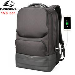 Рюкзак Kingsons KS3193W с USB-портом и отделением для ноутбука 15.6
