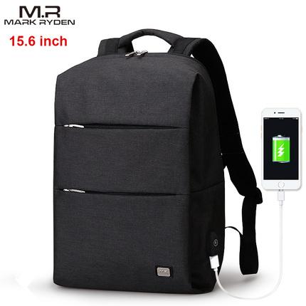 Рюкзак MARK RYDEN MR5911 Чёрный с отделением для ноутбука 15.6 дюймов