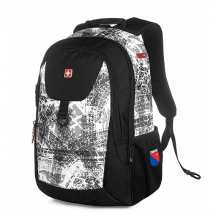 Рюкзак SWISSWIN SW9912 с отделением для ноутбука 15.6 дюймов