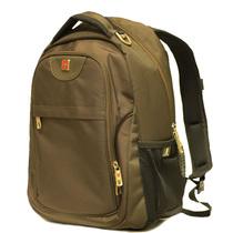 Рюкзак SWISSWIN SWD0002 Brown с отделением для ноутбука 15.6 дюймов