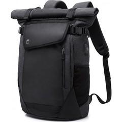 Рюкзак Tangcool TC708 Тёмно-серый с USB-портом и отделением для ноутбука15.6