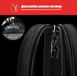 Рюкзак Tigernu T-B3506 Серый с USB-портом и отделением для ноутбука 15.6