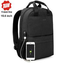Рюкзак-сумка Tigernu T-B3508 Чёрный с отделением для ноутбука 15.6 дюймов